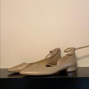 Flats for formal wear.